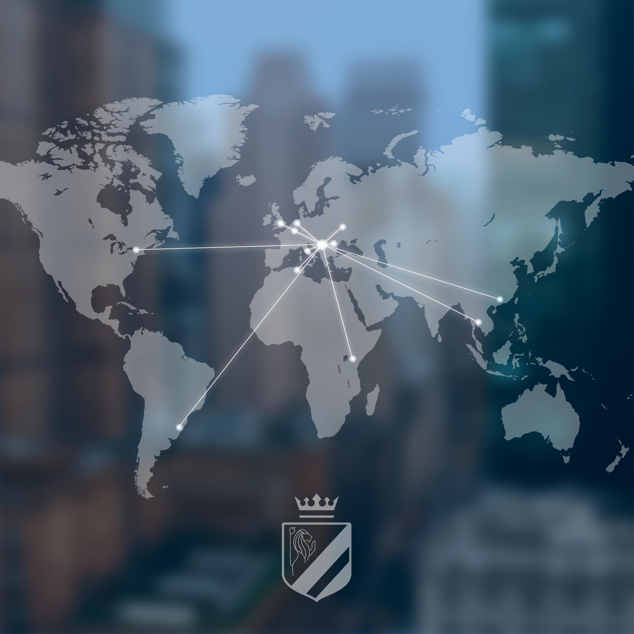 world map success RPS-01
